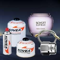 Аксессуары для газовых горелок