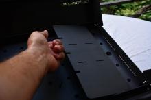 Мультифункциональный мобильный гриль-мангал GM-3