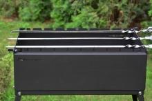 Многофункциональный раскладной гриль мангал барбекю GM-7