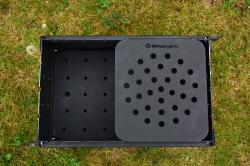 Многофункциональный мобильный гриль мангал барбекю GM-5